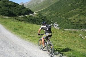 Mountainbike Reutte