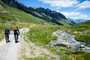 Mountainbike Lechtal
