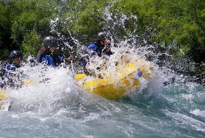 Rafting Lech