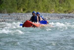 Candier Rafting Lech Tirol