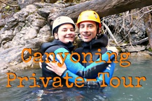 Canyoning Private-Tour