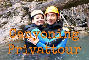 Canyoning Privattour