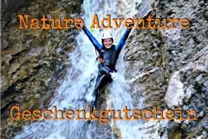 Gescchenkgutschein - Nature Adventure