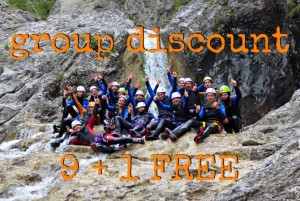 Group Discount - Nature Adventure