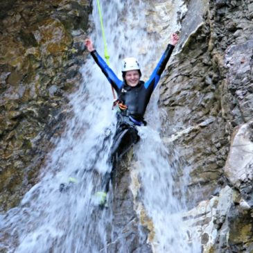 Canyoning-Program – Lechtal Tirol – Nature Adventure