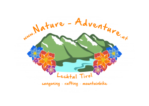 Logo Canyoning Rafting nature Adventure